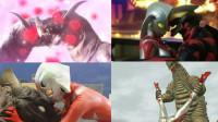 奥特曼中4个谈恋爱的怪兽:一个喜欢上了奥特曼,一个为爱而死!