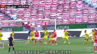 葡超:本菲卡破门乏术  以净胜球优势暂列榜首 珠江新闻眼 20200605