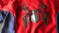 蜘蛛侠:一套精致的蜘蛛侠服装
