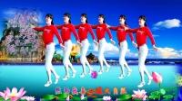 晏塘银慧广场舞《微笑吧》原创网红火爆歌曲,舞蹈时尚健身美,附加正背教学