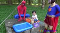 蜘蛛瘤与超人肿瘤