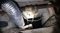 郑州:工人清理沼气池晕倒两人施救 三人均不幸身亡