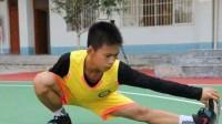 独臂篮球少年父亲回应被关注:对儿子的计划是读好书打好球