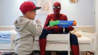 蜘蛛侠:人与蜘蛛的约定