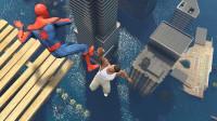 蜘蛛侠:被水淹没的洛斯桑托斯