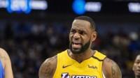 【NBA精华】怒喷队友狂喷裁判!盘点詹姆斯罕见暴怒瞬间