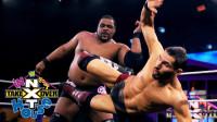 NXT接管大赛:强尼逃跑 被基思李抓住 监控记录下了这个丢脸的过程