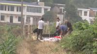 儿童充气钓鱼池视频