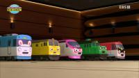 小火车嘀嘀宝_第二季动画解说_11_对不起 艾力