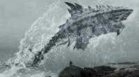 《陆行鲨》变异鲨鱼掀起城市浩劫,大逃杀尽显人性弱点