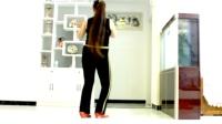 彩苒广场舞背面【微笑吧】原创活力健身舞