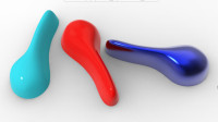 Creo自由式曲面创建扳手模型教程演示