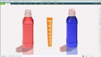 Creo行为建模方法创建定容量矿泉水瓶-目标驱动自动求解!