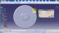 CATIA视频教程.CaTICs网络赛3D建模实例(3D08-H03)讲解(上).166