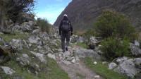独自徒步30英里在秘鲁的圣克鲁斯徒步旅行