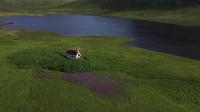 独自在冰岛的霍恩斯特兰迪尔徒步60英里