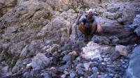 独自在西班牙的欧罗巴岛徒步90英里
