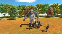 生物对战模拟器:猩球崛起挑战所有生物