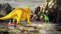 恐龙传奇_动画解说_21_恐怖的实验室