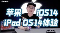 「小白测评」苹果iOS 14/iPad OS14体验 聊聊WWDC2020 自研ARM芯片的意义~