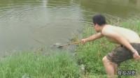 土豆钓鱼制作方法