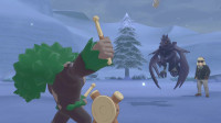 精灵宝可梦剑95:轰擂金刚猩一锤子一个简直无敌
