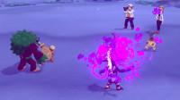 精灵宝可梦剑96:2v2就是要先抬一只小精灵出去