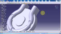 CATIA视频教程.CaTICs网络赛3D建模实例(3D08-H03)讲解(下).167