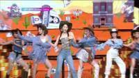 【瘦瘦】韩国女团OH MY GIRL 最新舞蹈现场 - Nonstop 崔乂园 刘是我 崔孝定 金祉呼......