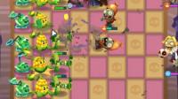 植物大战僵尸3中文版09:还是竹筒炮手的输出高