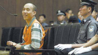 此人因绑架明星被抓,法庭上笑着说1句话,被法官直接判死刑!