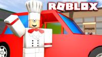 阿火解说roblox虚拟世界:餐厅模拟器,赚了点钱准备扩展一下店面