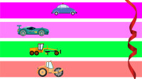 趣味识汽车:这场比赛中谁会是最终的胜利者呢?