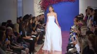 时尚T台秀:2020纽约时装周全新高端婚纱秀超模走秀