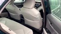 汽车资讯-改款后确实好看!实拍2020款丰田凯美瑞,外观和内饰详细展示