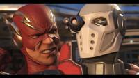 沙漠游戏《不义联盟2》第4格斗超级英雄娱乐解说