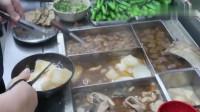 香港街头老字号卤煮,牛大肠,牛粉肠,金钱肚,炸云吞,这谁顶得住?