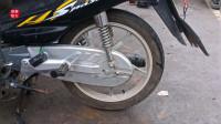 摩托车减震太软怎么办?别着急更换,只需一个螺丝就能调好减震软硬
