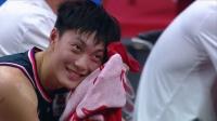 CBA-赵睿17+5胡明轩13+6,广东129-81狂胜江苏48分 CBA1920赛季复赛苏州VS广东 2