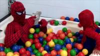 蜘蛛侠:蜘蛛侠与小朋友的游戏