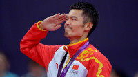 林丹宣布退役 无缘第5次出征奥运会