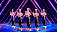 好听粤语《等不到的爱》帅气64步,最时尚的广场舞