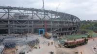 巴中兴文体育中心-川东北最大体育中心之一
