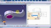 CATIA视频教程.CaTICs网络赛3D建模实例(3D08-H04)讲解(中).171