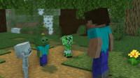 我的世界动画-怪物学院的起源-iCraft