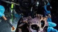 墨西哥海底洞穴发现9具尸骨 来自1.3万年前
