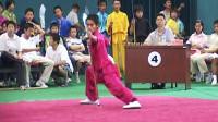 尘封赛事 2005年第五届全国武术馆校武术比赛 套路比赛 002 男子朴刀