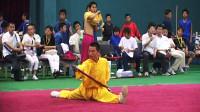 尘封赛事 2005年第五届全国武术馆校武术比赛 套路比赛 004 男子朴刀