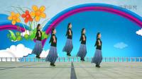 时尚DJ广场舞《命运不是辘轳》热辣辣的舞,动感时尚