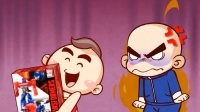 搞笑动漫:唐唐被儿子威胁买玩具,我看见你在商场和别的阿姨亲嘴